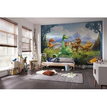 Fototapeta Dinozaury Komar 8-461 The Good Dinosaur (368 x 254 cm) - Sklep z Fototapetami na ścianęTapetydekoracje.pl