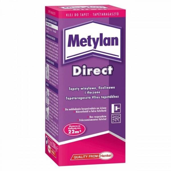 Klej do Tapet Metylan Direct 200g - Sklep z Dekoracjami Tapetydekoracje.pl