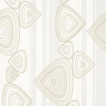 """Tapeta Beżowe Wzory na Kremowym Tle  """"At Home 2"""" Marburg 56906 - Sklep z Tapetami na ścianę Tapetydekoracje.pl"""