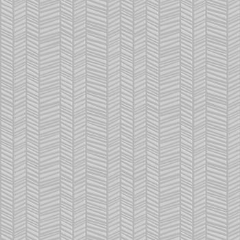 """Tapeta Linie Szare na Białym Tle """"Adria"""" Sintra 550151 - Sklep z Tapetami na ścianę Tapetydekoracje.pl"""