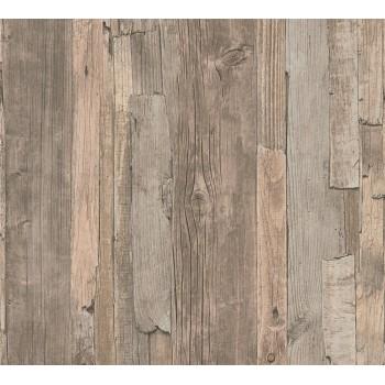 Tapeta Stare Drewniane Deski AS-Creation AS954053 - Sklep z Tapetami na ścianę Tapetydekoracje.pl