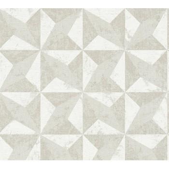 Tapeta strukturalna, biała, as-creation-AS360013 - Sklep z Tapetami na ścianę Tapetydekoracje.pl