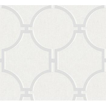 Tapeta strukturalna, biała, as-creation-AS361491 - Sklep z Tapetami na ścianę Tapetydekoracje.pl