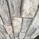 Panele Ścienne PCV 17856 Kamień Jasny Ekspansja (955 x 476 mm) - Sklep z Panelami Ściennymi PCV Tapetydekoracje.pl