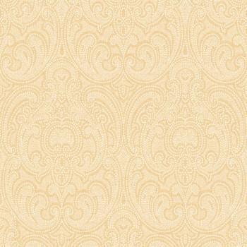 """Tapeta Pomarańczowe Żłobione Ornamenty """"Trend Art"""" Sintra 360828 - Sklep z Tapetami na ścianę Tapetydekoracje.pl"""