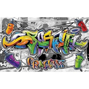 Fototapeta  2295 P4  Graffiti (254 x 184 cm) - Sklep z Fototapetami Tapetydekoracje.pl