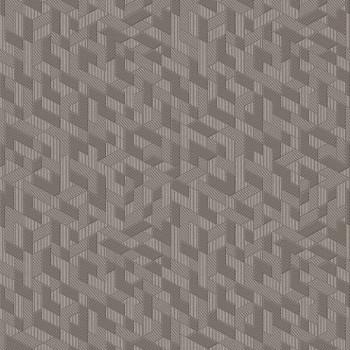 """Tapeta Szare Figury Geometryczne """"Selection"""" Sintra 304235 - Sklep z Tapetami na ścianę Tapetydekoracje.pl"""