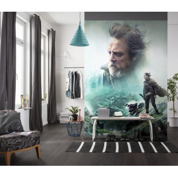 Fototapeta Gwiezdne wojny Ostatni Jedi Komar 4-438  (184 x 254 cm) - Sklep z Fototapetami Tapetydekoracje.pl