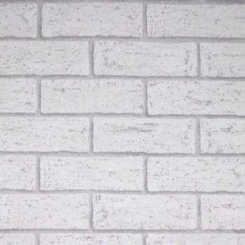 Tapeta Biała Cegła Bravo 8507230 - Sklep z Tapetami na ścianę Tapetydekoracje.pl