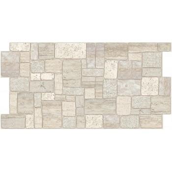 Panele Ścienne PCV 09507 Jasny Kamień (980 x 498 mm) - Sklep z Panelami Ściennymi PCV Tapetydekoracje.pl