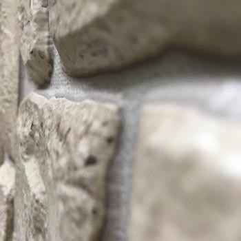 Panele Ścienne PCV 09506 Kamień Beżowy (980 x 498 mm) - Sklep z Panelami Ściennymi PCV Tapetydekoracje.pl