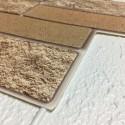 Panele Ścienne PCV 07979 Kamień Okładzina Ceglana (980 x 490 mm) - Sklep z Panelami Ściennymi PCV Tapetydekoracje.pl