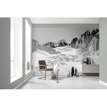 Fototapeta Komar 8-208 Icefields (368 x 254 cm) - Sklep z Fototapetami Tapetydekoracje.pl