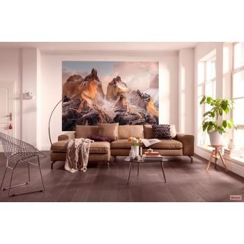 Fototapeta Komar 4-530 Torres del Paine (254 x 184 cm) - Sklep z Fototapetami Tapetydekoracje.pl