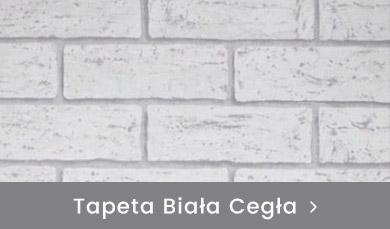 Tapeta Biała Cegła Bravo